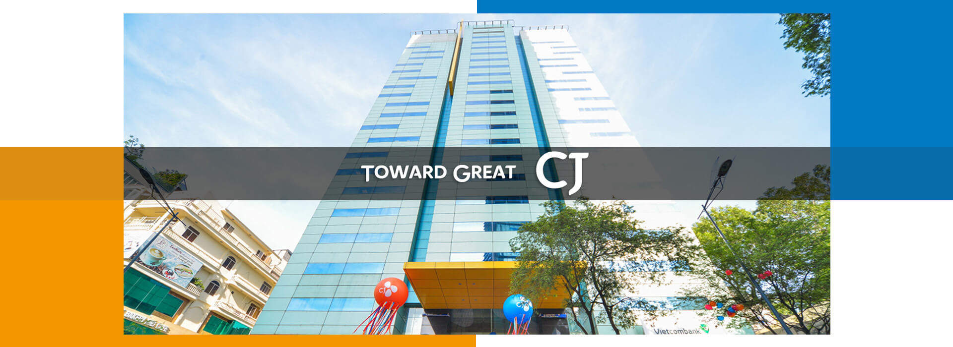 CJ Tower Building